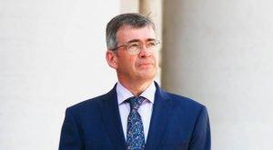 Sinn Fein out of step: Drew Harris, the new Garda Commissioner