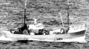 The gunrunning trawler Marita Ann was intercepted before the IRA could claim its cargo