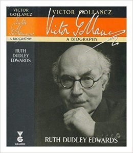 Victor Gollancz, a biography: cover