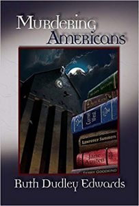 Murdering Americans cover