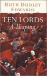 Ten Lords A-Leaping jacket