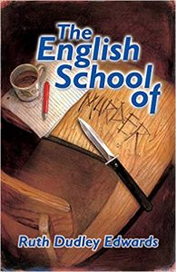 The English School of Murder jacket