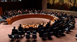 Ireland is pushing to secure membership of the UN Security Council for 2021-2022