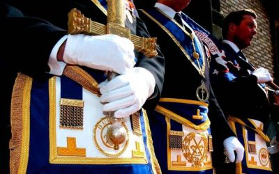 Freemasons do a lot of good and no harm… why can't the 'progressives' let them be?
