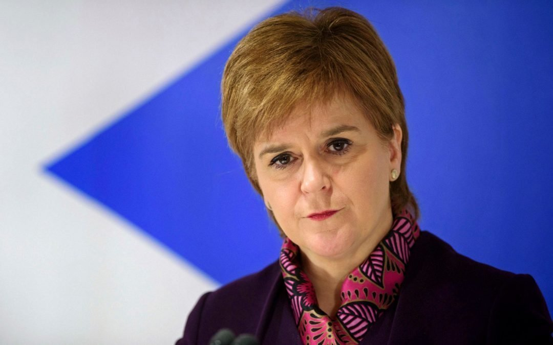 Nicola Sturgeon is only flagging up her own failings