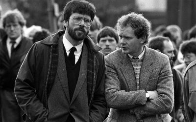 The collapse of power-sharing in Northern Ireland shows the Good Friday Agreement has outlived its use