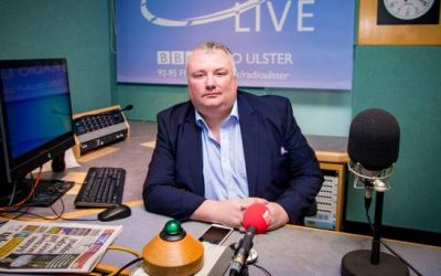 Stephen Nolan has got under Sinn Fein's skin, that's why the party is trying to silence him