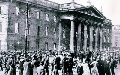 Constance Markievicz was last night commemorated as the first woman elected to parliament… but how many gathered in the Commons knew she was almost certainly a cold-blooded killer?