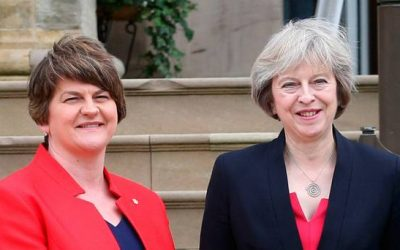 Why Mr Paisley has presented some problems for Mrs May, Mrs Foster and Ms McDonald