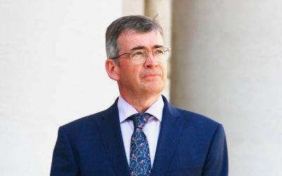 Sinn Fein out of step with Irish public opinion in criticism of new Garda boss Drew Harris
