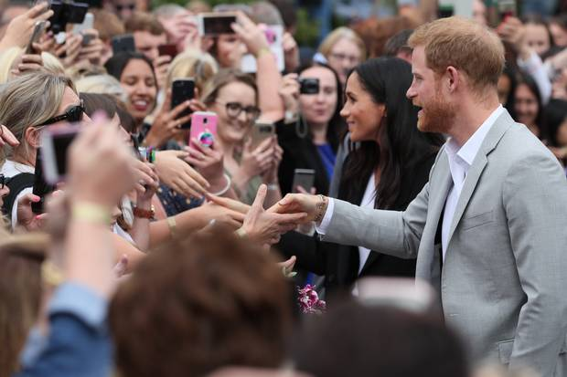 A successful pilot run for the Duke and Duchess of Sussex