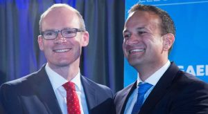 Simon Coveney and Leo Varadkar have bought into EU belief UK will cave in over Brexit
