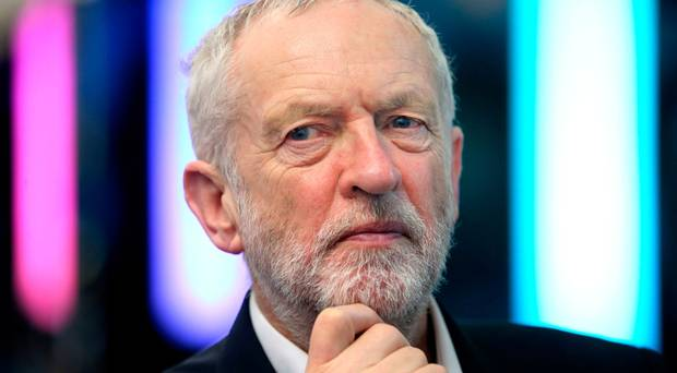 Jeremy Corbyn has been accused of legitimising the public expression of hatred of Israel