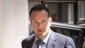 Leo Varadkar (Stefan Rousseau/PA)