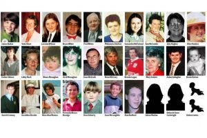 Omagh bombing victims
