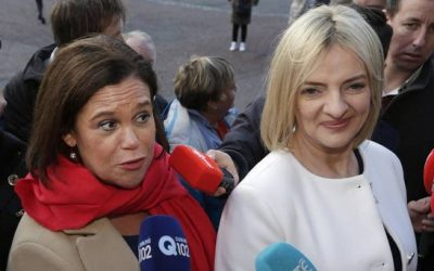 Backroom boys will be having a quiet word with Mary Lou after disastrous race for presidency