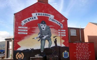 Should we care what the UDA, UFF and the Red Hand Commando think about the Brexit backstop?
