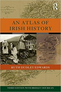 An Atlas of Irish History cover