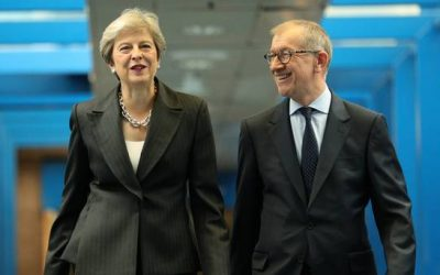 Maybe Mr May understands his wife, but everyone else just finds her unknowable
