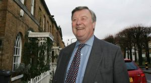 Kenneth Clarke's remarks on the DUP may owe something to the late Ian Paisley