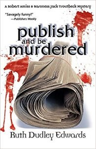Publish and be murdered jacket