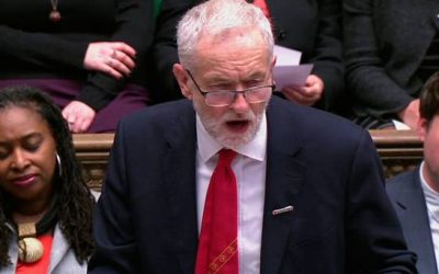 Corbyn's cuddly grandad image masks a tunnel-visioned ideologue who hates achievers