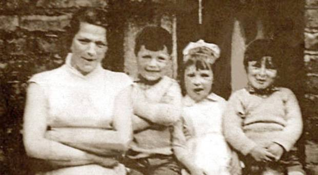 They abducted, tortured and shot dead Jean McConville, but she hasn't gone away, you know