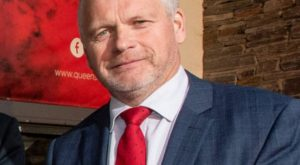 Shared future a long way off: Campaigner Trevor Ringland