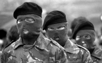 IRA hard men are still in charge and waging war through their lawyers
