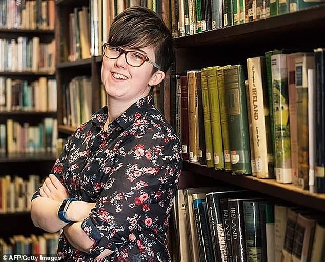Sickening waste of my brave young friend's life: Murdered journalist Lyra McKee transcended boundaries with her humanity, compassion and curiosity