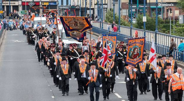 Orange Order in Ireland should now get in step with Scottish brethren and end archaic ban