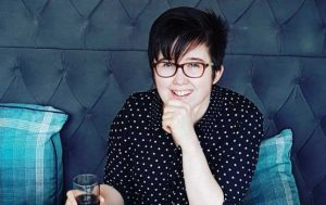 Lyra McKee's murder caused international shockwaves CREDIT: PSNI