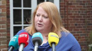 Naomi Long's Alliance Party appears to share a lot of common ground with Sinn Fein
