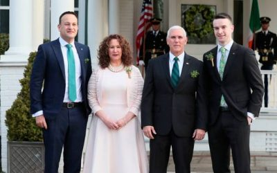 Ignore whining of liberals, Vice President Mike Pence deserves warm welcome to the Republic