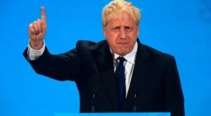 Boris Johnson is favourite to become Tory leader and the new Prime Minister