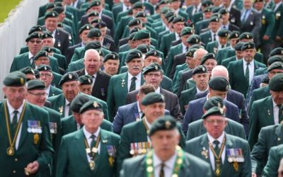 In contrast to terrorists in the Troubles, soldiers, like police, did not set out to kill