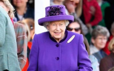 In such times of great turmoil, it is reassuring there remains one constant we can rely on…the Queen