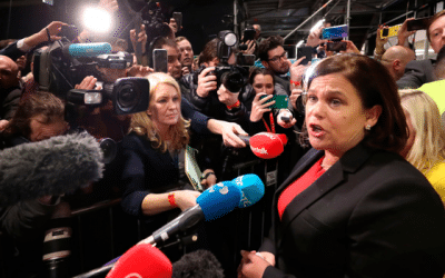Sinn Fein's rise akin to that of Nazis in 1930s and is a threat to democracy on this island