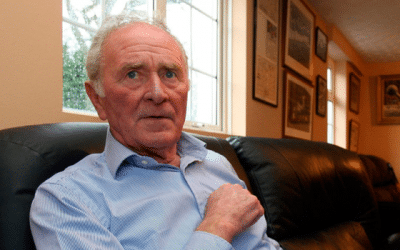 Others eulogise assassins, but Harry Gregg was a hero all Ulster people can be proud of