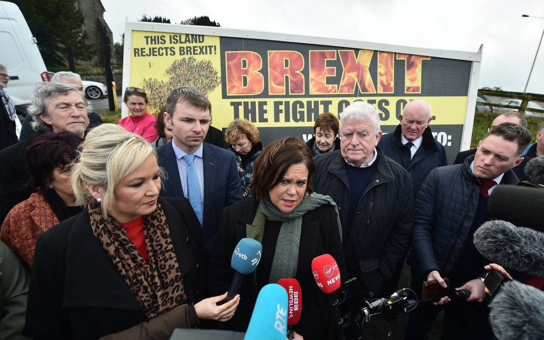 Sinn Fein poll bounce – have the Irish people lost their moral compass?