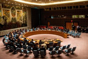 The United Nations Security Council is biased against Israel, according to UN Watch