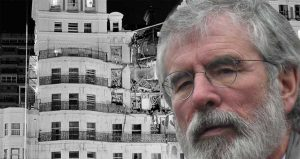 Gerry Adams was not in the IRA