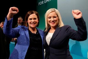 Shinnerbots : Michelle O'Neill and Mary Lou McDonald could denounce the social media trolling