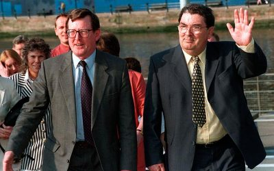Why David Trimble played just as big a role as John Hume did in delivering peace to Northern Ireland