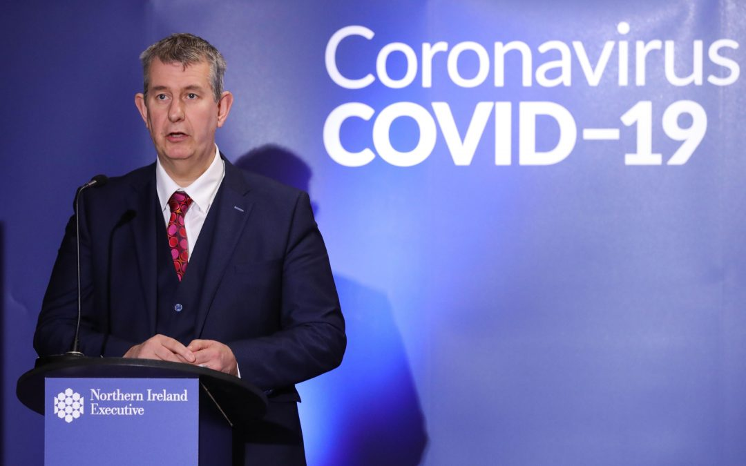 Edwin Poots was right to raise behavioural factors in the spread of Covid-19