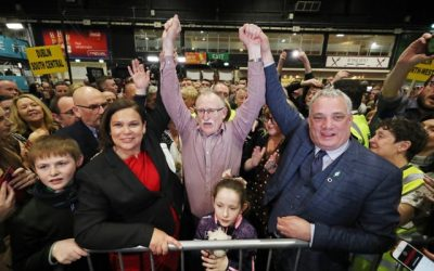 Sinn Fein glorifying the IRA is a peril to the Republic