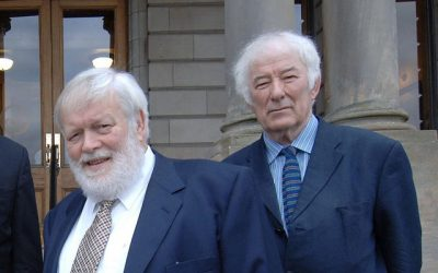Nationalists do not own the poet Seamus Heaney in the same way that unionists do not own Mary Peters