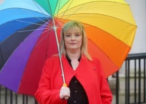 A victim of sexual assault,, Mairia Cahill, has called for the Taoiseach to sack Alan Rusbridger — the ex-editor of the Guardian — from the Irish government's Commission on the Future of the Media because he had published an article by a pro IRA columnist that smeared her