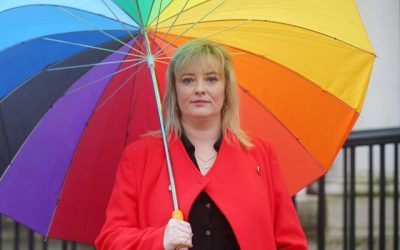 Máiría Cahill is a woman who is a victim, Meghan Markle is not