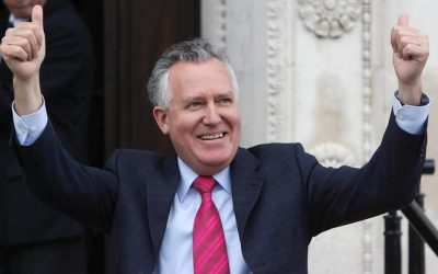 Peter Hain has once again shown a tin ear for victims of terrorism